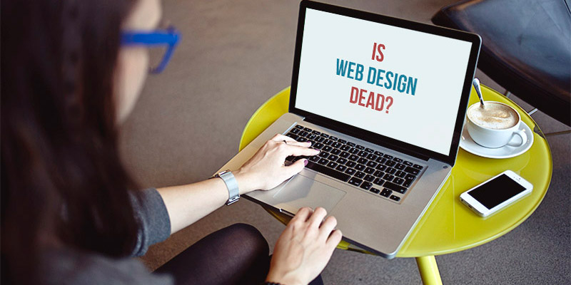 web design is dead