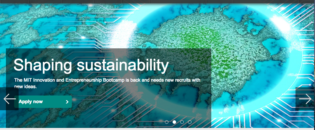 shaping sustainability